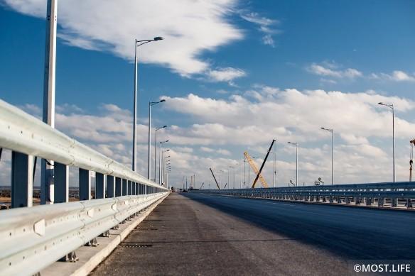 Крымский мост – самое длинное сооружение такого рода в Европе. Фото: most.life/multimedia
