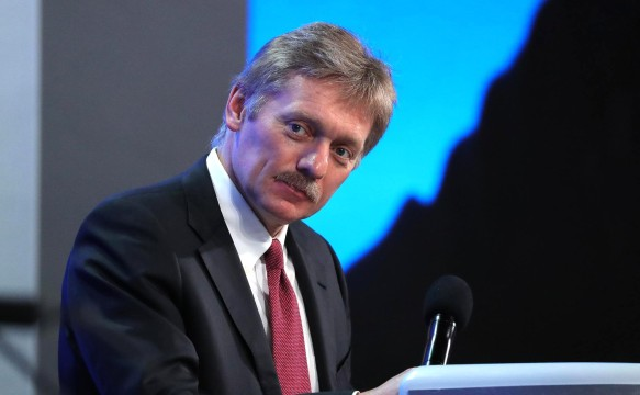 Дмитрий Песков. Фото: www.globallookpress.com