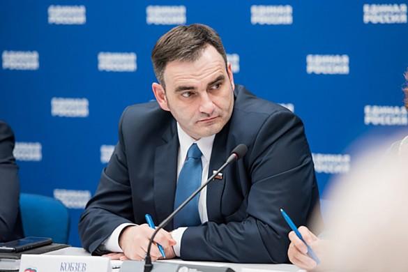 Юрий Кобзев. Фото: er-duma.ru