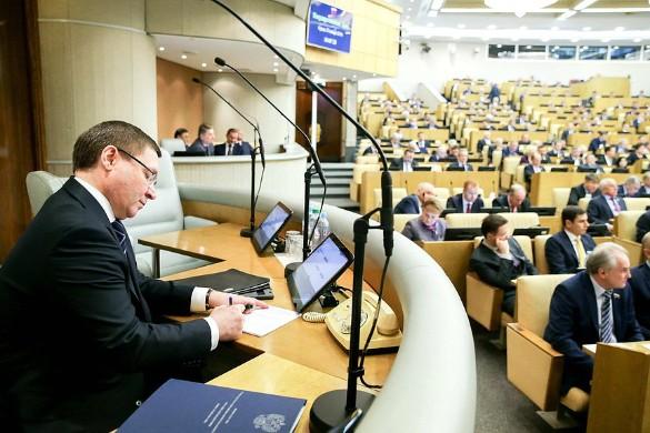 Владимир Якушев. Фото: duma.gov.ru