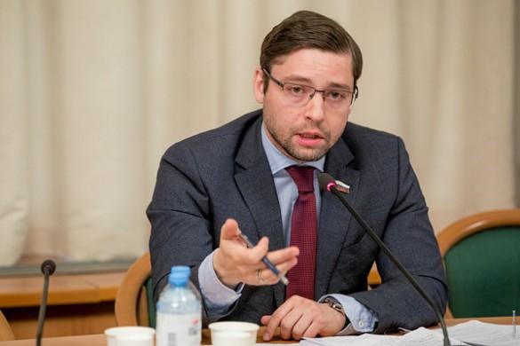 Александр Якубовский. Фото: er-duma.ru