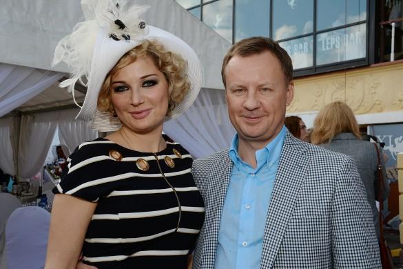 Мария Максакова и Денис Вороненков. Фото: www.globallookpress.com