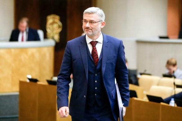 Евгений Дитрих. Фото: Duma.gov.ru