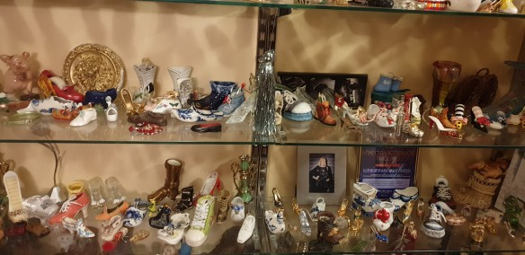 Наталия собрала уникальную коллекцию туфелек. Фото: Феликс Грозданов