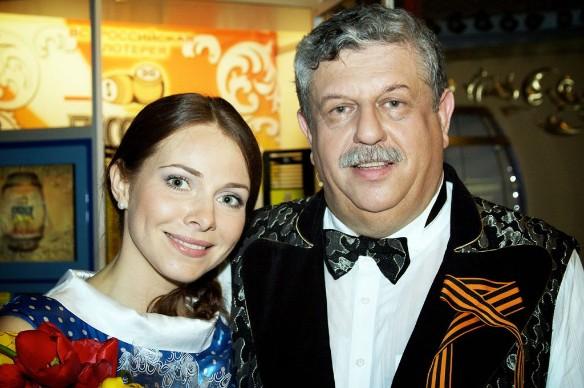 Екатерина Гусева и Михаил Борисов. Фото: Пресс-служба