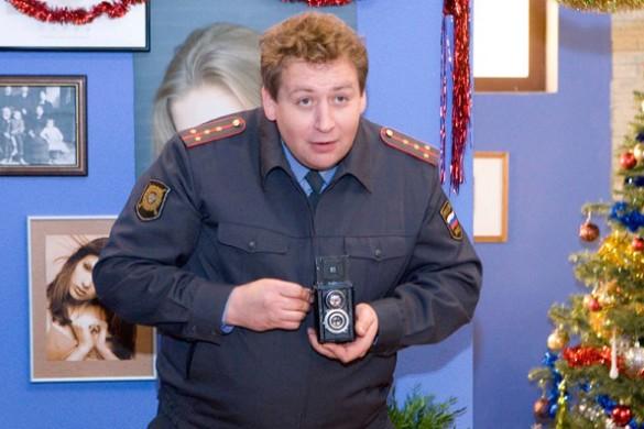 """Кадр из сериала """"Воронины"""""""