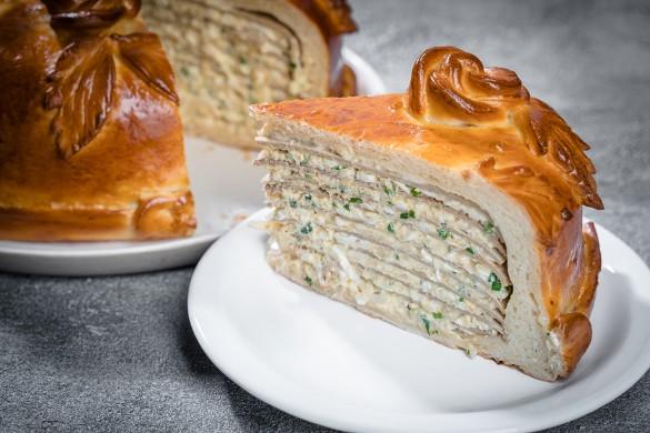 Порадуйте гостей вкусным блюдом на Сретение Господне. Фото: ресторан Uhvat