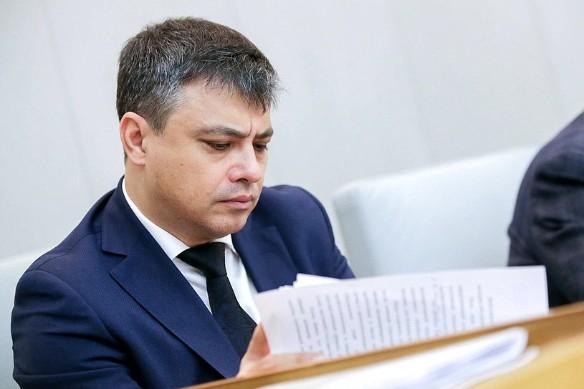 Дмитрий Морозов. Фото: duma.gov.ru