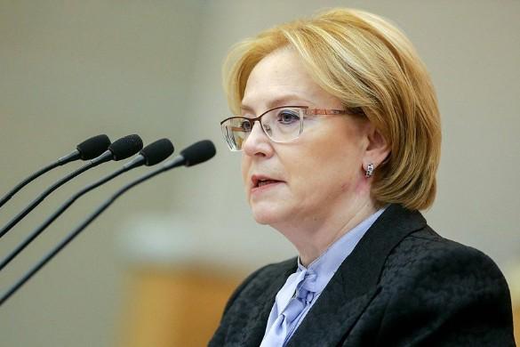 Вероника Скворцова. Фото: duma.gov.ru