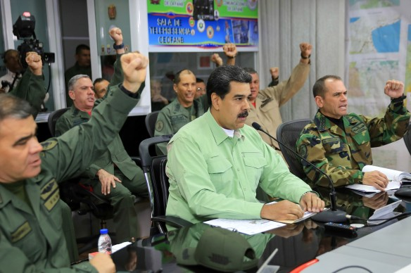 Николас Мадуро. Фото: www.globallookpress.com