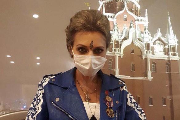 Лама Сафонова. Фото: пресс-служба