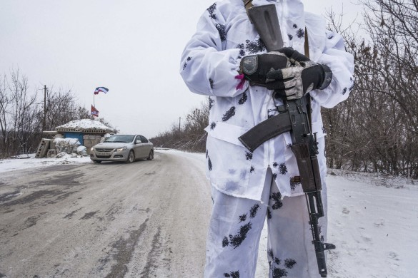 Владимир Зеленский хочет добиться мира в Донбассе. Фото: www.globallookpress.com