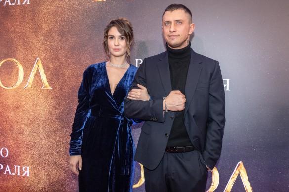 Агата Муцениеце и Павел Прилучный.  Фото:instagram.com/agataagataaa