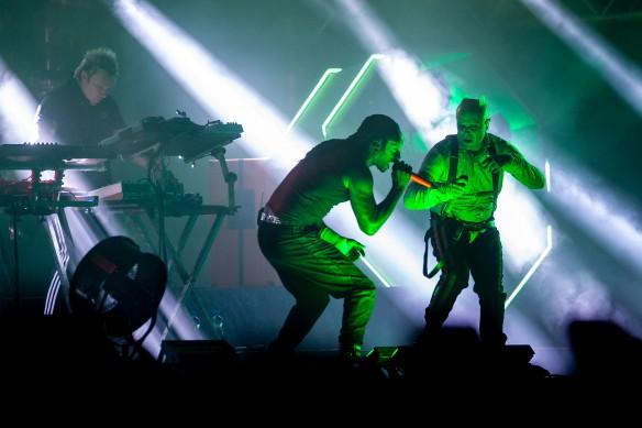 Умер солист группы The Prodigy. Фото: www.globallookpress.com
