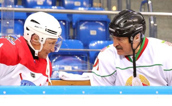 Владимир Путин и Александр Лукашенко. Фото: kremlin.ru
