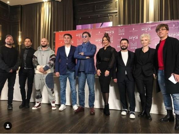 Пресс-завтрак Премия МузТВ-2019. Источник: Instagram