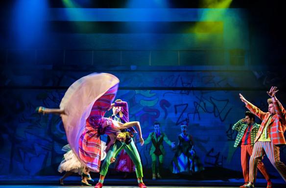 Ира Полярная. Фото: Пресс-служба театра Наций