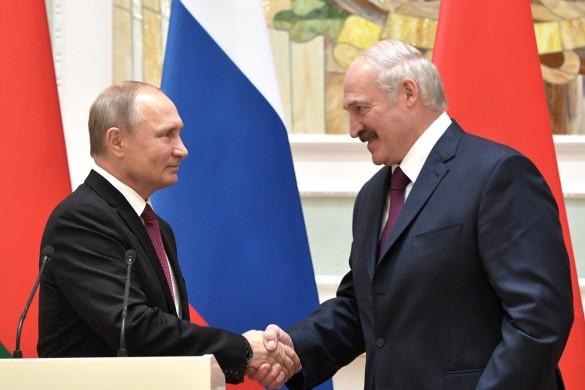 Последнее время отношения с Россией у Лукашенко не ладятся. Фото: www.globallookpress.com