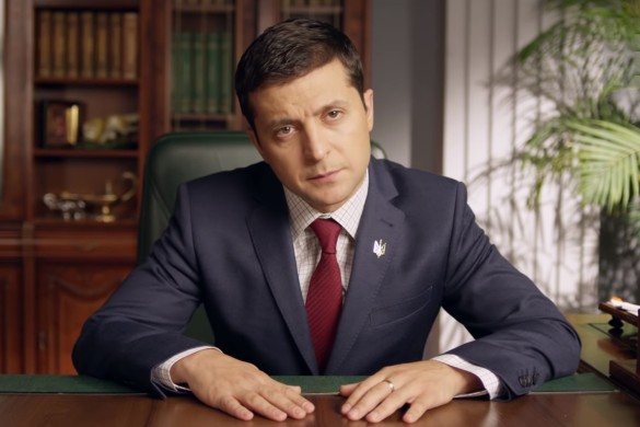Владимир Зеленский. Кадр youtube.com