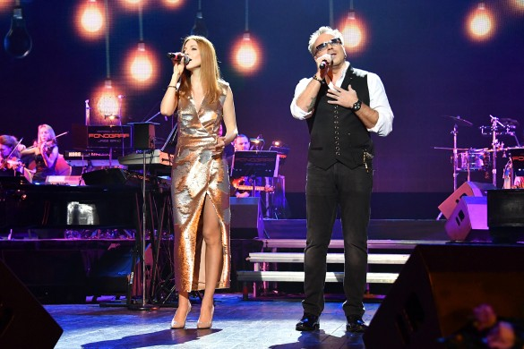 Владимир Пресняков и Наталья Подольская. Фото: www.globallookpress.com