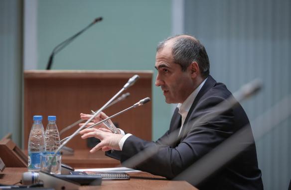 Адвокат Шота Горгадзе. Фото: gorgadze.ru