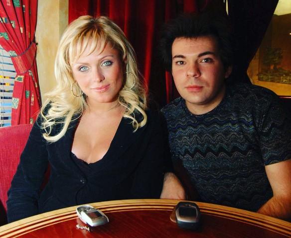 Феликс Грозданов и Юлия Началова. Фото: личный архив