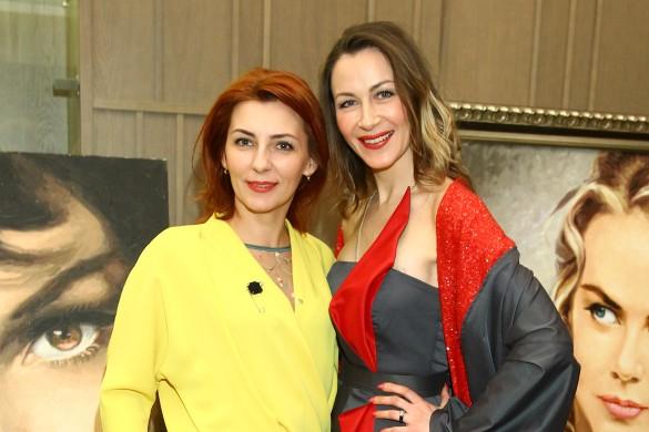 Татьяна Загребаева и Екатерина Директоренко.