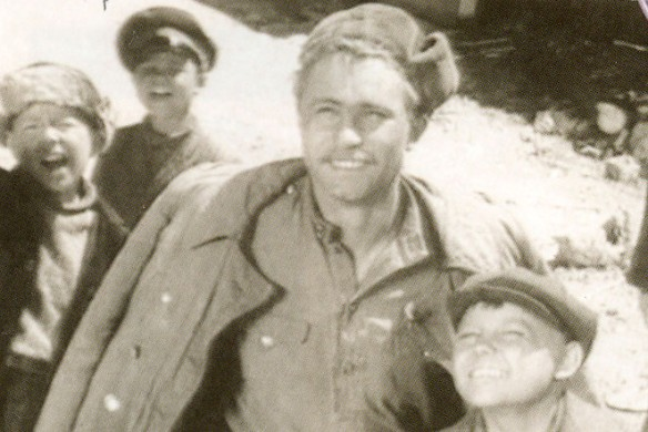 "Кадр из фильма ""Два Федора"" (1958)"
