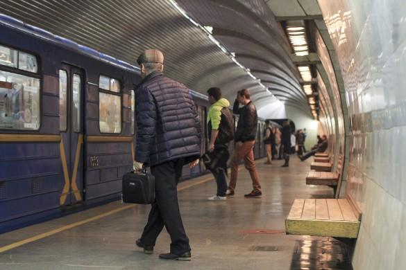 Порошенко обвинил Кремль в задержке строительства киевского метро. Фото: www.globallookpress.com