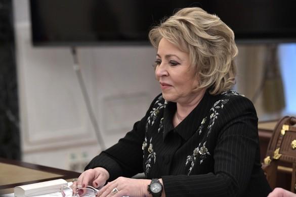 Валентина Матвиенко не видит в отставках губернаторов ничего необычного. Фото: www.globallookpress.com