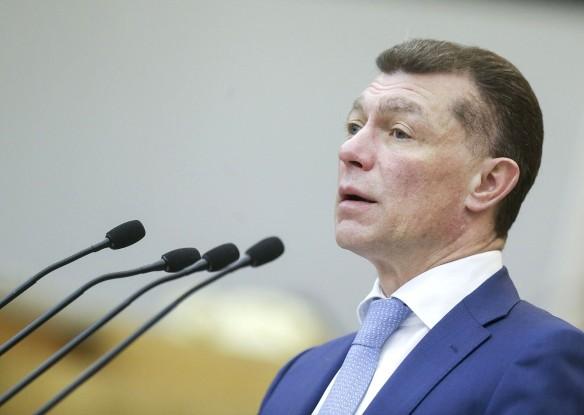 Максим Топилин. Фото: duma.gov.ru