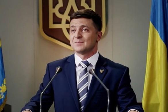 Зеленский хочет начать переговоры с Россией. Кадр youtube.com