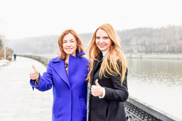 Варвара и Татьяна Рогощина. Фото: Личный архив