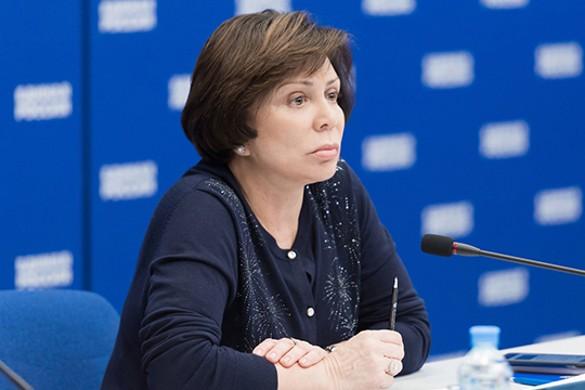 Ирина Роднина. Фото: ER.RU