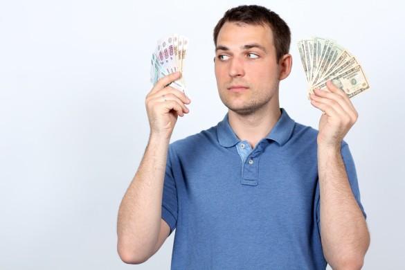 В последние месяцы курс рубля демонстрирует стабильность. Фото: www.globallookpress.com