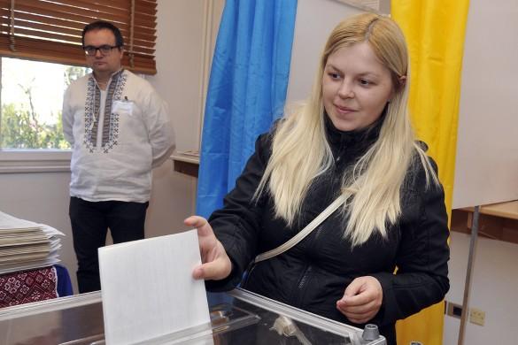Выборы президента Украины – 2019. Фото: www.globallookpress.com