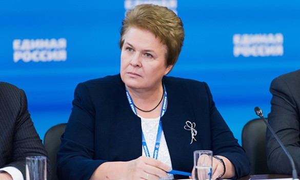 Ольга Окунева. Фото:smolensk-juridical-college.ru