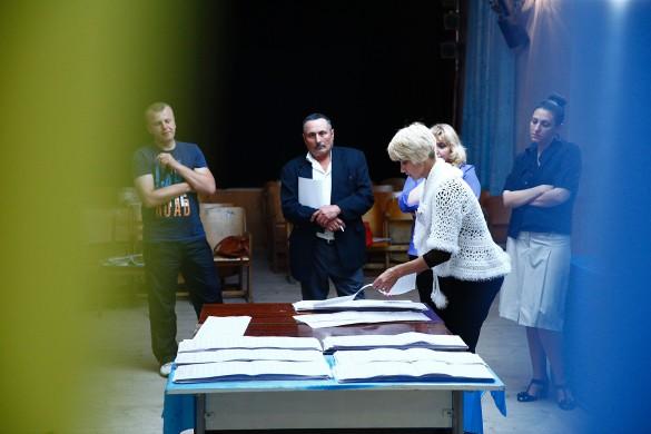 Зеленский лидирует по итогам первого тура выборов президента Украины – 2019. Фото: www.globallookpress.com
