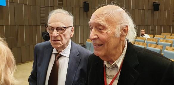 Игорь Кириллов и Виктор Балашов. Фото: Дни.ру/Феликс Грозданов