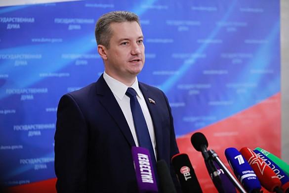 Антон Гетта. Фото: er-duma.ru