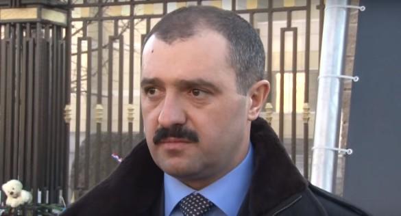 Старший сын Александра Лукашенко – Виктор. Фото: president.gov.by