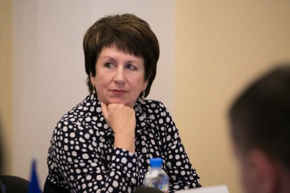 Екатерина Алтабаева. Фото: SEVASTOPOL.ER.RU