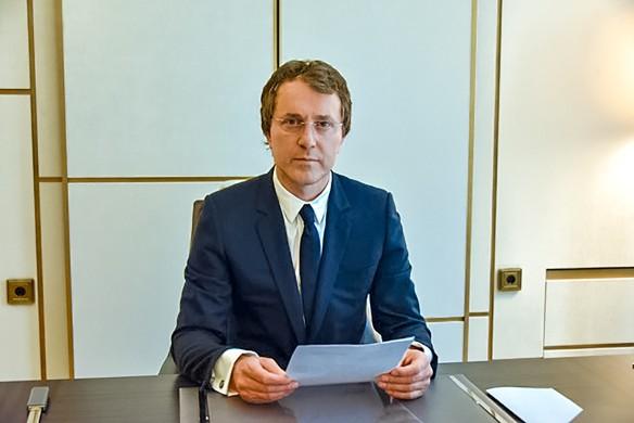 Руслан Байсаров. Фото: пресс-служба
