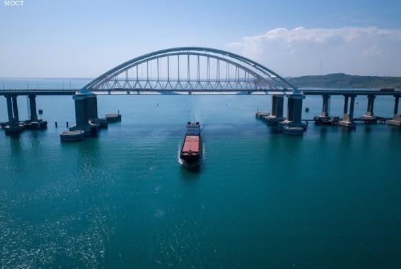 Крымский мост – надежное и современное сооружение. Фото: most.life