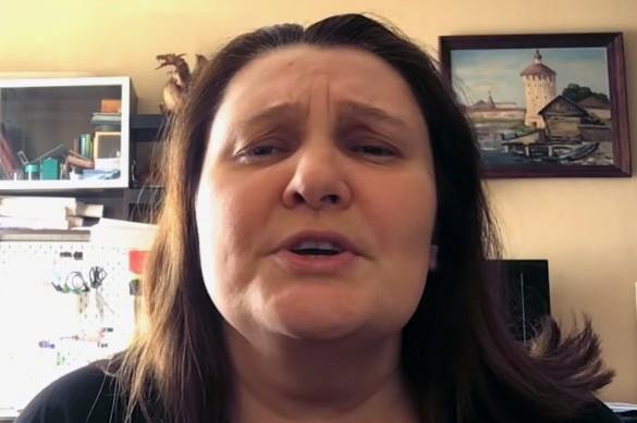 Татьяна Монтян. Кадр youtube.com