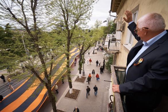 День Победы в Севастополе. Фото: Er.ru