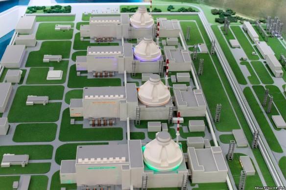 "Будущая АЭС ""Аккую"". Фото: commons.wikimedia.org/Akkuyu Nukleer A.S."