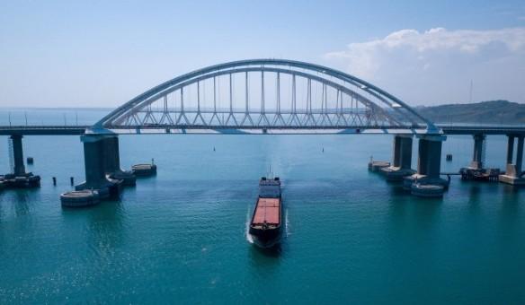 Крымский мост – надежное и крепкое сооружение. Фото: most.life/multimedia
