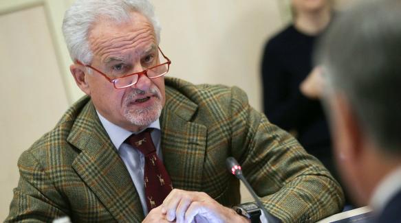 Сергей Ястржембский. Фото: duma.gov.ru