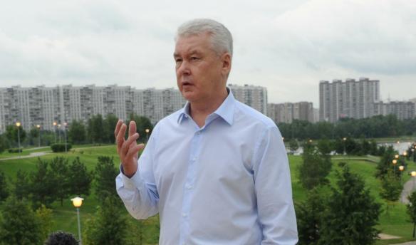 Сергей Собянин. Фото: www.globallookpress.com